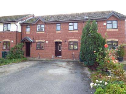 2 Bedrooms Terraced House for sale in Doctor Garretts Drive, Conwy, North Wales, LL32