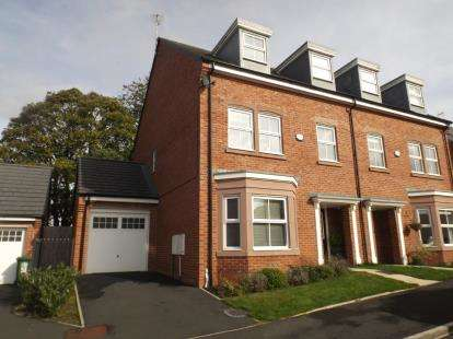 5 Bedrooms Semi Detached House for sale in St. Thomas Close, St Helens, Merseyside, ., WA10
