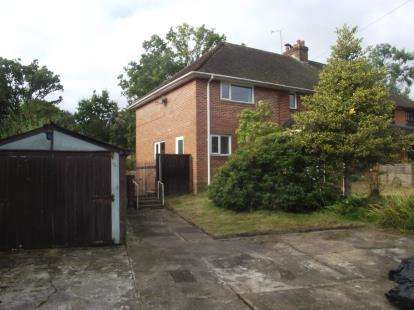 4 Bedrooms Semi Detached House for sale in West End, Southampton, Hampshire