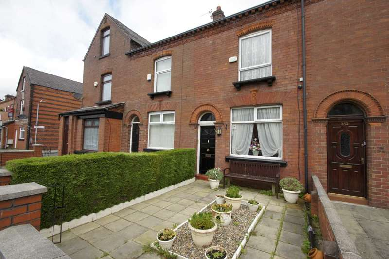 2 Bedrooms Terraced House for sale in Deane Church Lane, Daubhill