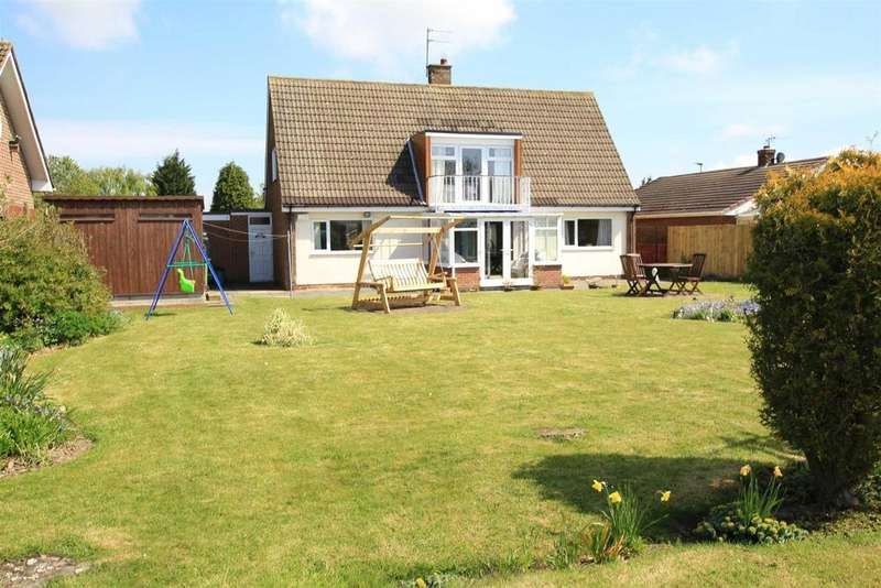 4 Bedrooms Detached House for sale in Rookery Gardens, Rushyford
