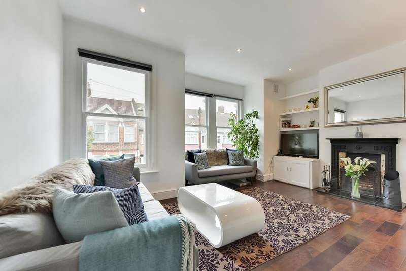 2 Bedrooms Flat for sale in Greyswood Street, London SW16