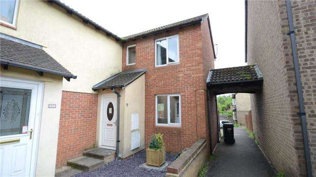 2 Bedrooms End Of Terrace House for sale in Sweet Briar Drive, Calcot, Reading