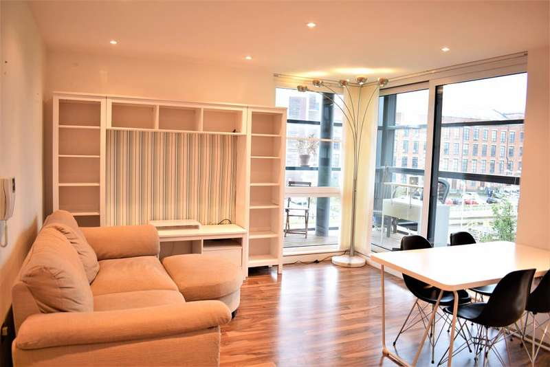 2 Bedrooms Apartment Flat for sale in Milliners Wharf, 2 Munday Street, Manchester, M4 7BB