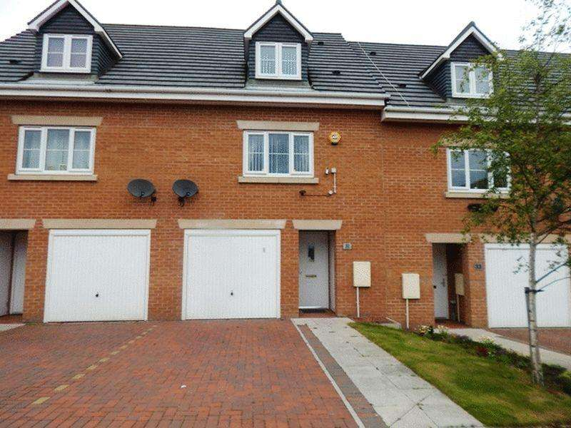 3 Bedrooms Town House for sale in Horton Park, Blyth
