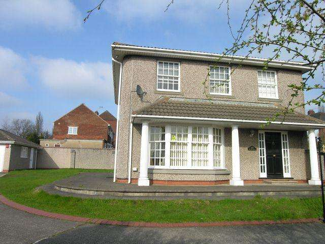 5 Bedrooms Detached House for sale in Lichfield Road,Rushall,Walsall