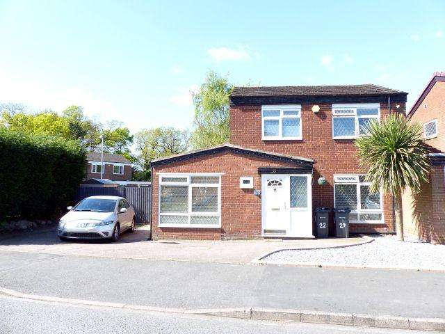 3 Bedrooms Link Detached House for sale in Monks Kirby Road,Sutton Coldfield,West Midlands