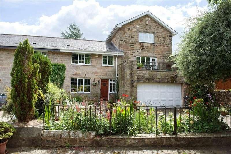 4 Bedrooms Semi Detached House for sale in Malthouse Lane, Burn Bridge, Harrogate, North Yorkshire, HG3
