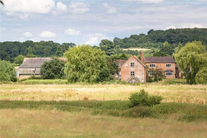 5 Bedrooms Farm House Character Property for sale in Hartpury, Gloucester, Gloucestershire, GL19