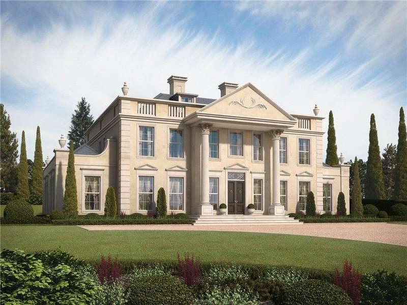 5 Bedrooms Plot Commercial for sale in Sherbourne Drive, Wentworth, Berkshire, SL5