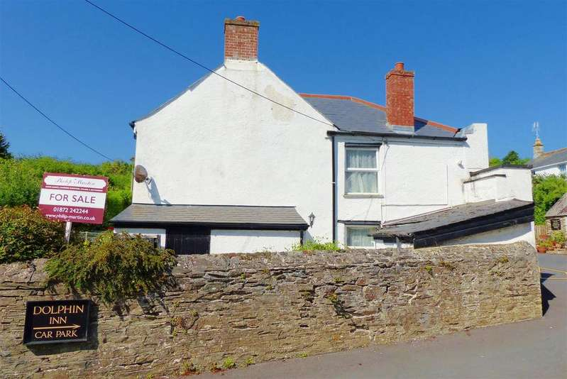 2 Bedrooms Cottage House for sale in Grampound