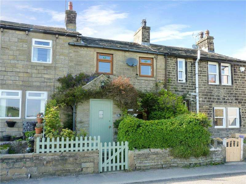 3 Bedrooms Unique Property for sale in Laycock Lane, Laycock, Keighley, West Yorkshire