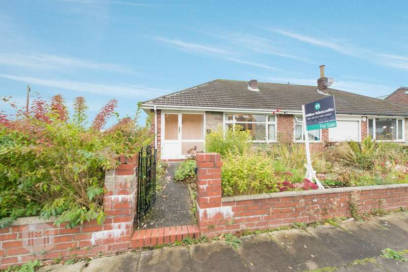 3 Bedrooms Semi Detached Bungalow for sale in Whitburn Drive, Bury, BL8