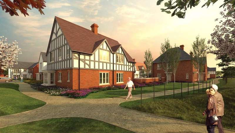 2 Bedrooms Flat for sale in Frog Lane, Tattenhall, Chester