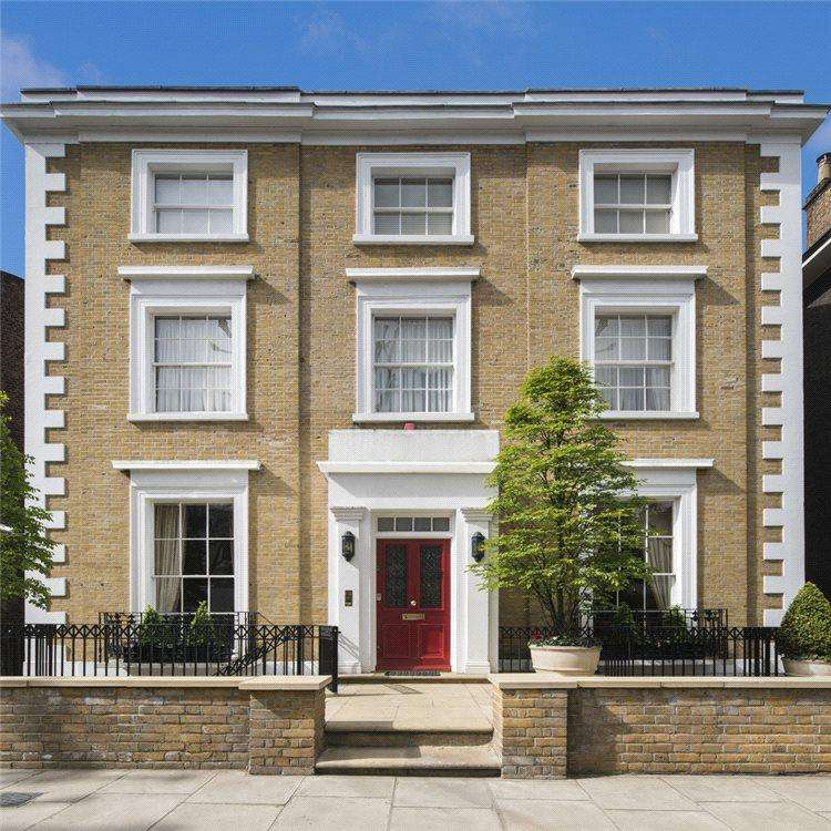 7 Bedrooms Detached House for sale in Hamilton Terrace, London, NW8
