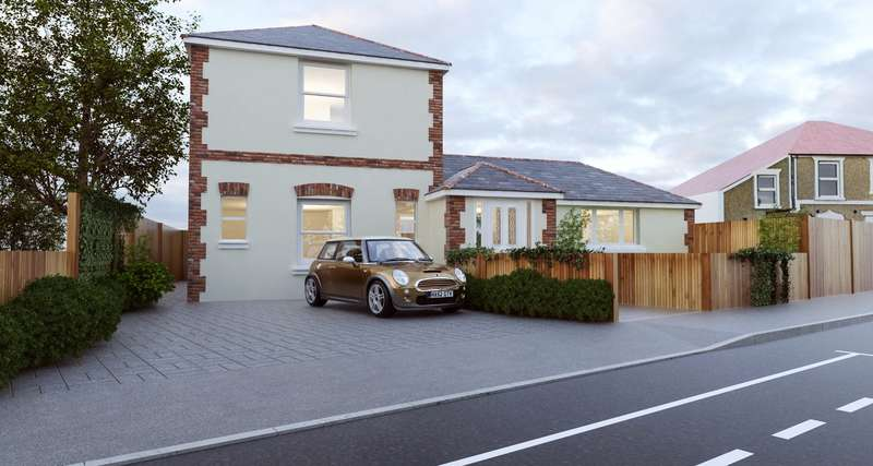 3 Bedrooms Detached House for sale in BRAND NEW INDIVIDUAL HOUSE! OUTSTANDING SPACE & FINISH! A MUST SEE!