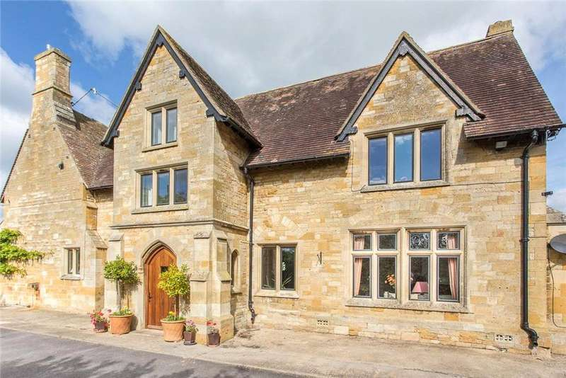 6 Bedrooms Detached House for sale in Little Washbourne, Tewkesbury, Gloucestershire, GL20