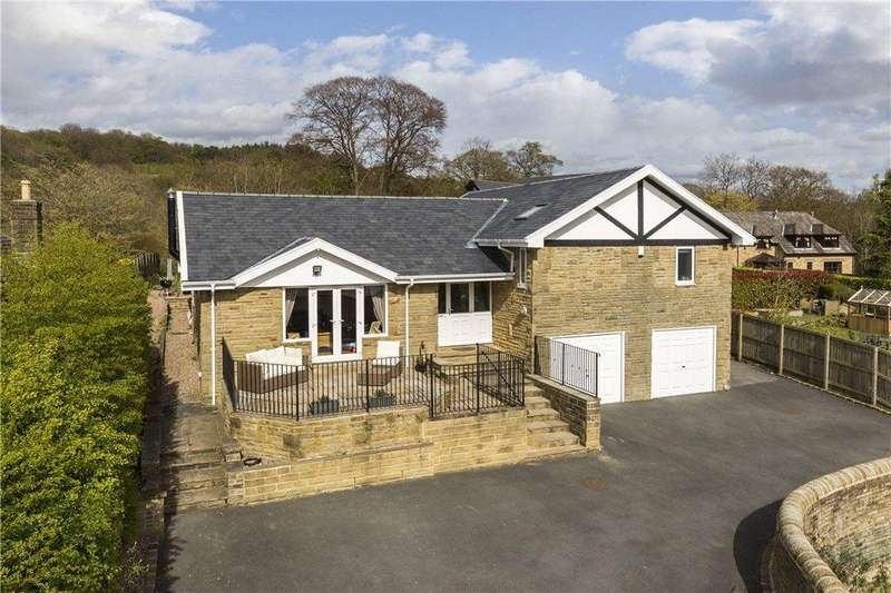 4 Bedrooms Detached House for sale in Owler Park Road, Middleton, Ilkley, West Yorkshire
