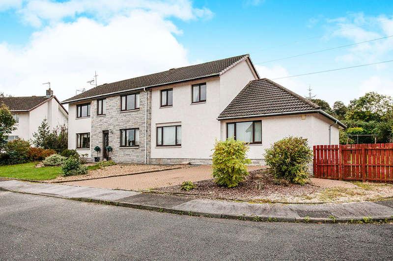 5 Bedrooms Detached House for sale in Makbrar Crescent, Dumfries, DG1