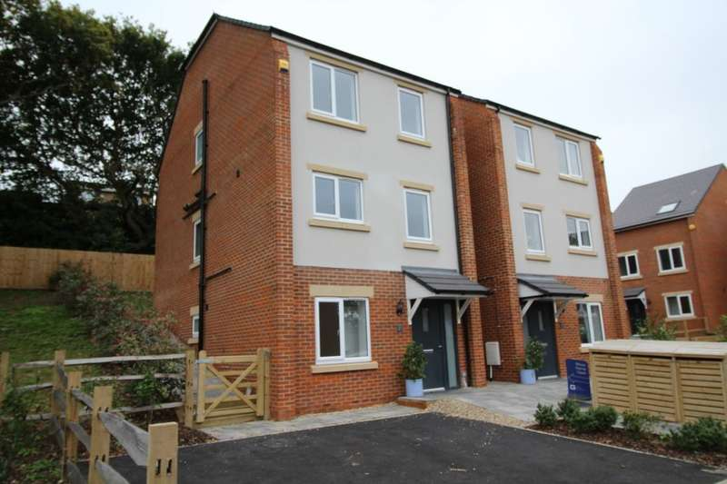 4 Bedrooms Detached House for sale in Kathleen Close Robert Tressell Close, Hastings, TN34