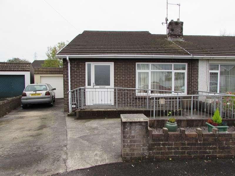 2 Bedrooms Semi Detached House for sale in Heol Croesty , Pencoed, Bridgend. CF35 5LS