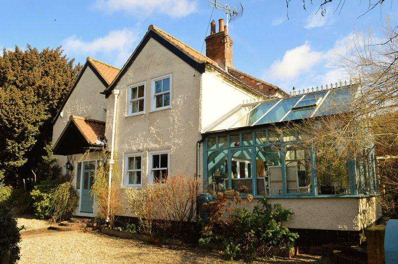 4 Bedrooms Cottage House for sale in Church Lane, Saxby All Saints