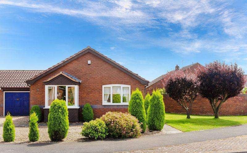 3 Bedrooms Detached Bungalow for sale in College Park, Horncastle
