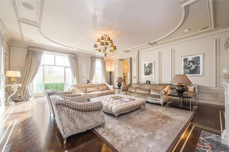 5 Bedrooms Flat for sale in Connaught Place, Hyde Park, London