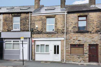 3 Bedrooms Terraced House for sale in South Road, Walkley, Sheffield