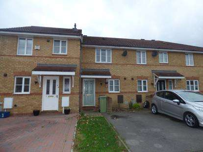 2 Bedrooms Terraced House for sale in Ampleforth, Monkston, Milton Keynes, Bucks