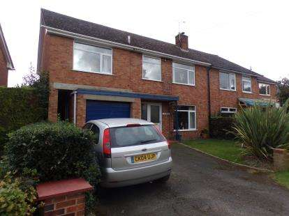 4 Bedrooms Semi Detached House for sale in Hill Lane, Upper Quinton, Stratford Upon Avon