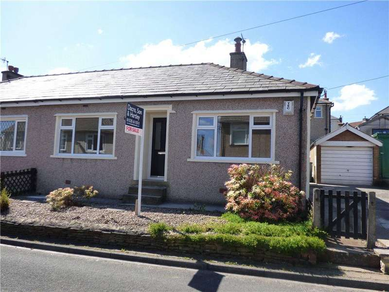 2 Bedrooms Semi Detached Bungalow for sale in Sunnyhill Grove, Keighley, West Yorkshire