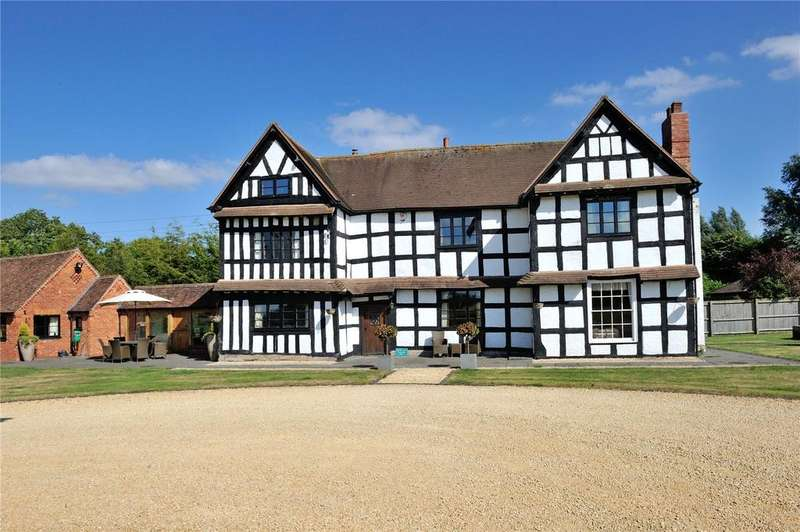 5 Bedrooms Detached House for sale in Bradley Green, Worcestershire