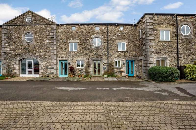 2 Bedrooms Barn Conversion Character Property for sale in May Cottage, 4 Stockdale Farm, Flookburgh, Grange over Sands, Cumbria, LA11 7LR