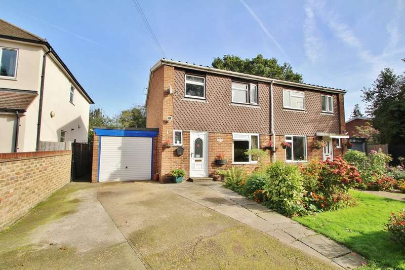 3 Bedrooms Semi Detached House for sale in Old Kingston Road, Tolworth