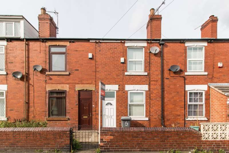 2 Bedrooms Terraced House for sale in South Street, Rawmarsh