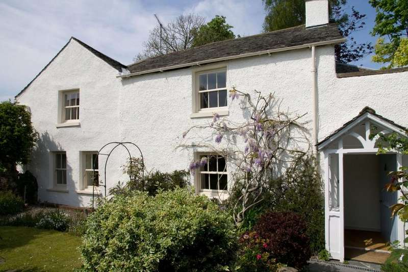 4 Bedrooms Semi Detached House for sale in Eacott, Devonshire Square, Cartmel, Grange-Over-Sands, Cumbria, LA11 6QD