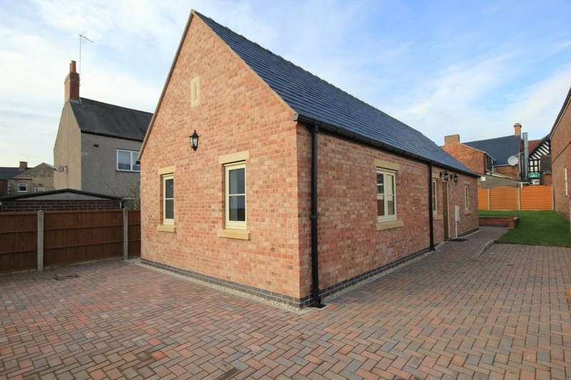 2 Bedrooms Detached Bungalow for sale in 38a Mill Street, Clowne