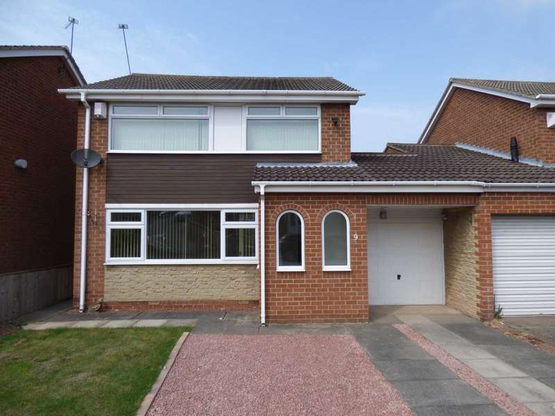 3 Bedrooms Link Detached House for sale in Gleneagles Road, New Marske