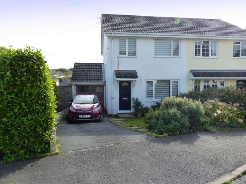 2 Bedrooms Semi Detached House for sale in Cotmore Way, Chillington