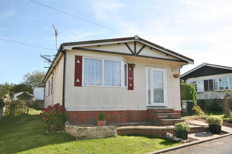 3 Bedrooms Mobile Home for sale in Newlands Park