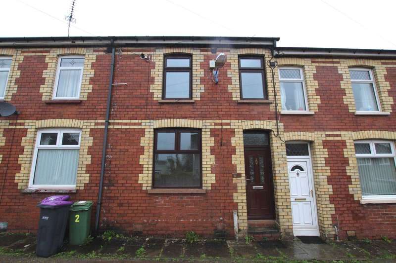 3 Bedrooms Terraced House for sale in Charles Street, Cwmbran