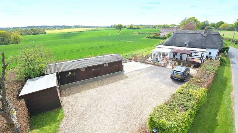 4 Bedrooms Cottage House for sale in Gods Blessing Lane, Holt, WIMBORNE