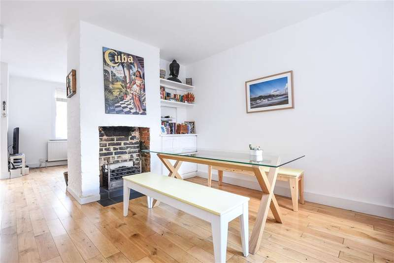 2 Bedrooms End Of Terrace House for sale in Holmesdale Road, Reigate, Surrey