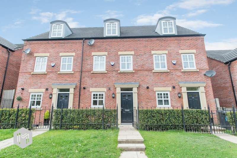 3 Bedrooms Town House for sale in Hulme Road, Radcliffe, Manchester, M26