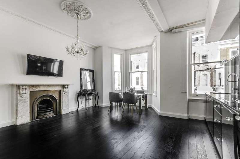 2 Bedrooms Flat for sale in Westgate Terrace, Chelsea, SW10