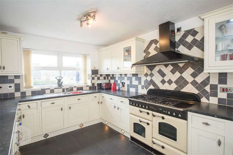 5 Bedrooms Detached House for sale in Saxby Avenue, Bromley Cross, Bolton, BL7