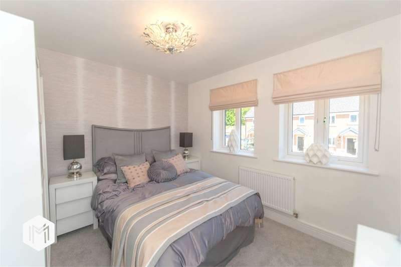 4 Bedrooms Semi Detached House for sale in Greenwood Mews, Horwich, Bolton, BL6