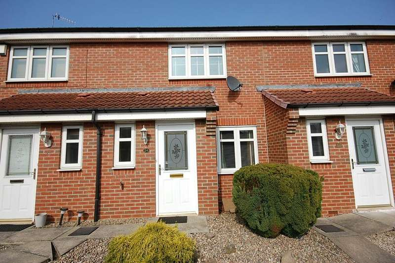 2 Bedrooms Terraced House for sale in Swalwell