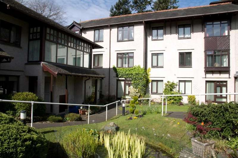 1 Bedroom Flat for sale in 108 Elleray Gardens, Windermere, Cumbria LA23 1JE